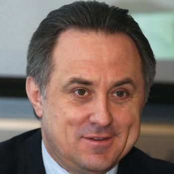 Министр спорта, туризма и молодежной политики РФ Виталий Мутко. Фото РИА Новости