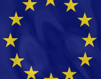 Флаг Евросоюза. Фото РИА Новости