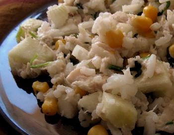 Худеем, не голодая, Французский салат с курицей. Фото: Хава ТОР/Великая Эпоха