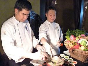 Кулинарная школа тайской кухни Фото: Бернд Крегель