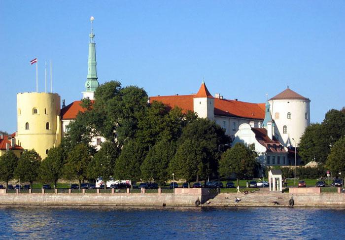 Рига, Латвия, Дворец президента. Фото: lv.wikipedia.org