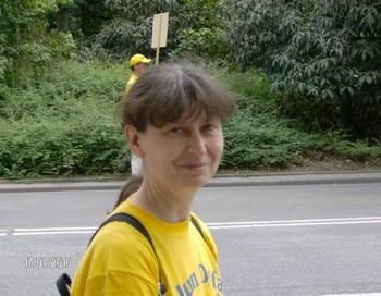 Госпожа Ия Геберт. Фото с сайта www.facebook.com