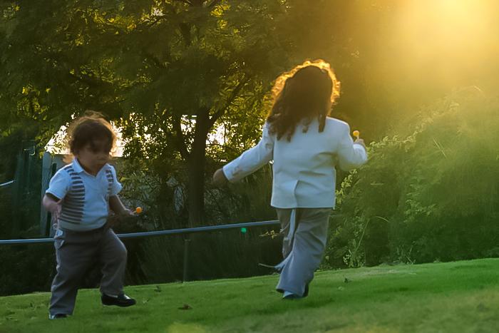 Матч Дети — Вороны. Фото: Хава Тор/Великая Эпоха (The Epoch Times)