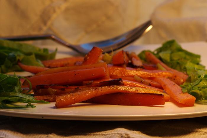 Морковь за «пять минут». Закуски к новогоднему столу. Фото: Хава Тор/Великая Эпоха (The Epoch Times)