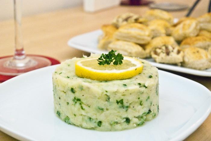 Картофельно-рыбное пюре. Фото: M1R