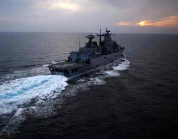 Дания и Норвегия предоставят корабли для вывоза сирийского химоружия. Фото: MICHAEL KAPPELER/AFP/Getty Images