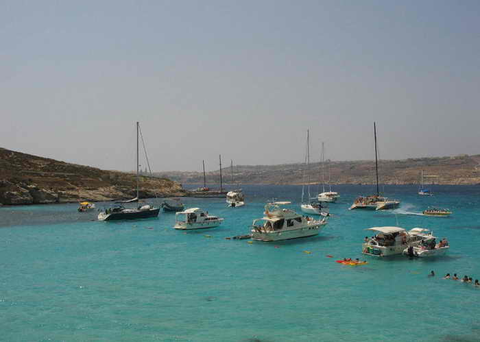 Мальта. Комино. Голубая Лагуна. Фото: Ramonbaile/flickr.com