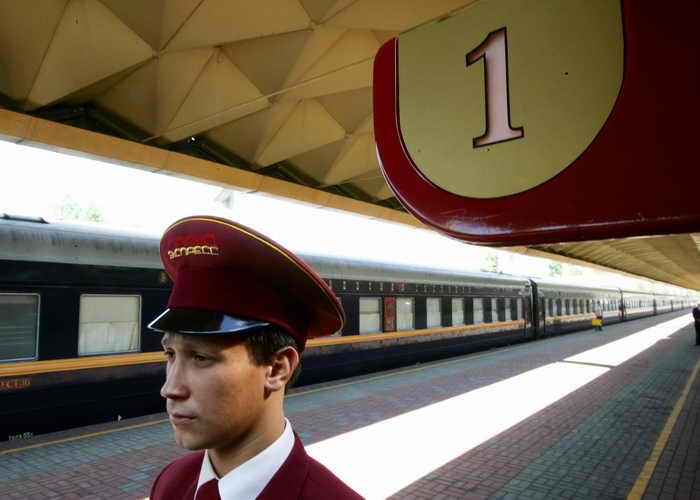 Скоростной экспресс «Москва–Киев» будет запущен в 2014 году. Фото: MAXIM MARMUR/AFP/Getty Images