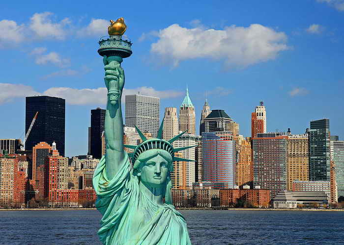 Власти Нью-Йорка в пятницу утвердили проект по возведению 190-метрового колеса обозрения. Фото с сайта flickr.com