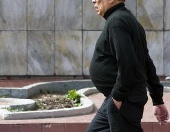 Согласно исследованию, проведенному американским онкологическим обществом, жировые отложения на животе увеличивают риск смерти. (Alfredo Estrella/AFP/Getty Images).