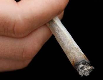 Употребление  марихуаны связано с развитием психоза . Фото: Sean Gallup/Getty Images