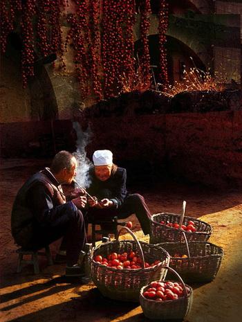 По другую сторону от стресса. Фото: «Радости сельского хозяйства». Su Zhao Liang.