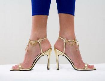 Высокие каблуки. Ортопед из Университета Калифорнии считает, что нет никакой пользы от ношения обуви на высоком каблуке. Фото: Photos.com.