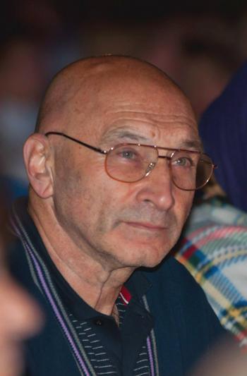 Михаил Шабров в жюри конкурса «Морской узел – 2012». Фото: сайт «Муниципальная новостная лента»