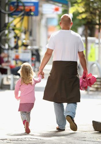 Если родители хотят, чтобы их дети изменились, они должны начать с себя. Фото: Sean Gallup/ Getty Images