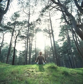 Практикуйте медитацию, сохраняйте ум спокойным, а сердце умиротворенным. Фото: Dougal Waters/Getty Images