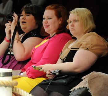 Злоупотребление антибиотиками может стать серьёзным толчком к ожирению. Фото: TORSTEN BLACKWOOD/AFP/Getty Images