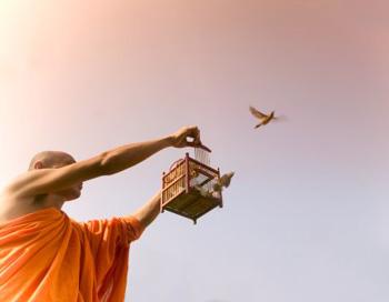 Свободные люди могут сознательно выбирать добро, любить, жертвовать собой и ориентироваться в ценностях. Фото: Buena Vista Images/Getty Images