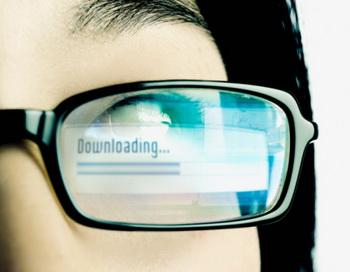 Ученые пришли к мнению, что при чтении текстов, набранных шрифтом Verdana, глаза испытывают наименьшее напряжение. Фото: Colin Anderson/Getty Images