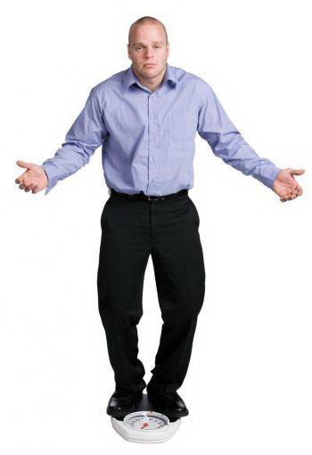 С целью удержания своего веса для людей среднего возраста более важным является, скорее, понижение потребления калорий, а не упражнения. Фото: Photos.com