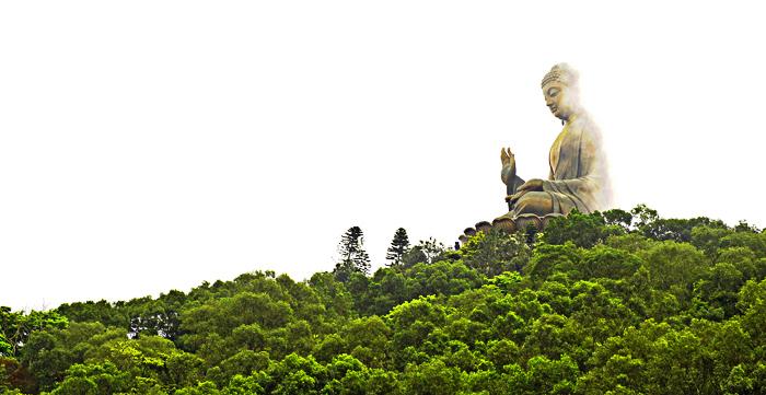 В своё время Будда пришёл в человеческий мир, чтобы спасти все живые существа. Если бы он столкнулся с этим человеком, то, не задумываясь, отрезал бы свои собственные пальцы, чтобы ему помочь. Фото: AFP /Getty Images