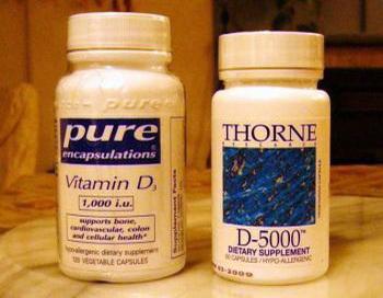 Употребление витамина D способствует повышению активности мозга у пациентов с болезнью Альцгеймера. Фото: Луиза Маккой/Великая Эпоха