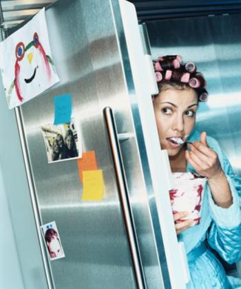Аппетит современного человека намного опережает его физиологию. Фото: Britt Erlanson/Getty Images