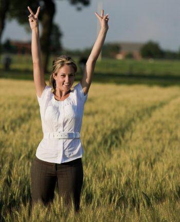 Один из способов уменьшить напряжение - сделать хорошую растяжку. Фото: Photos.com