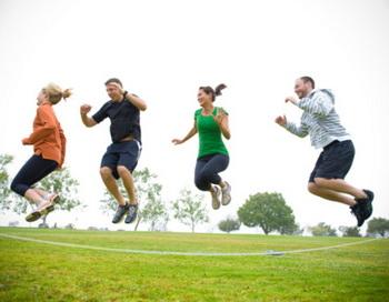 15 минут упражнений в день, чтобы продлить жизнь. Фото: Zia Soleil/Getty Images