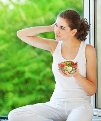 Вегетарианцы, похоже, демонстрируют более высокий уровень мировоззрения и самосознания. Фото: Dejan Ristovski/Getty Images