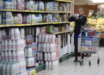 Жирные молочные продукты вредны для здоровья. Фото: AFP/Getty Images