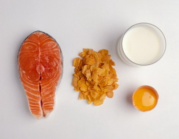 Естественные источники витамина D. Фото: Dorling Kindersley/Getty Images