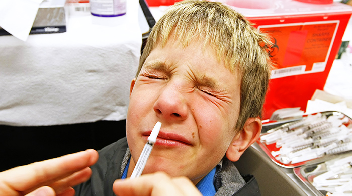 Ингредиенты некоторых вакцин имеют сомнительное происхождение. Фото: George Frey/Getty Images