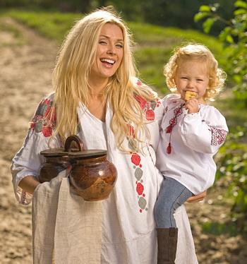 Древние славяне называли законы телегонии законами РИТА. Наши предки знали, что кроме обычных генетических признаков передаются и родовые признаки. Фото: slavyanskaya-kultura.ru