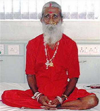 Прахлад Джани, 82 летний уроженец Индии сейчас находится под пристальным вниманием сотрудников оборонного института вооруженных сил. Фото с сайта sedonasoulcounseling.com