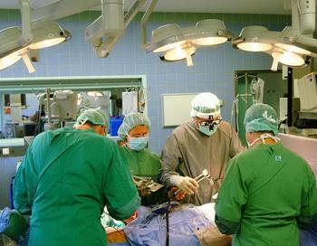 В Швеции проведена операция по пересадке искусственной вены. Фото с сайта intermedserv.de