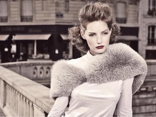 Прическа «боб» 30-х. Фото: MATHIEU BAUMER