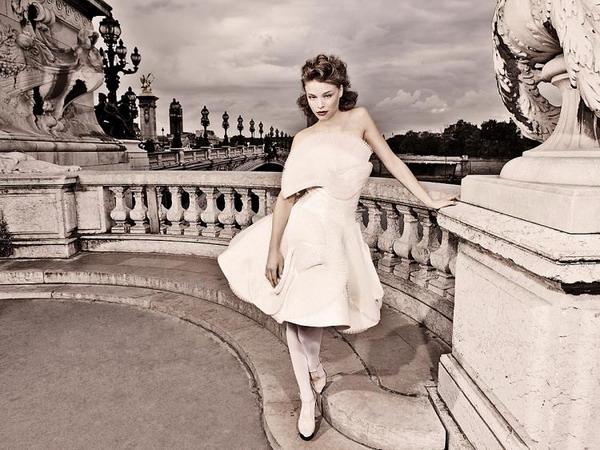 Еще один взгляд в 40-е годы. Фото: MATHIEU BAUMER