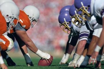 Оказалось, что около 35% бывших спортсменов Национальной футбольной лиги (NFL) имели признаки слабоумия. Фото: David Madison/Getty Images.