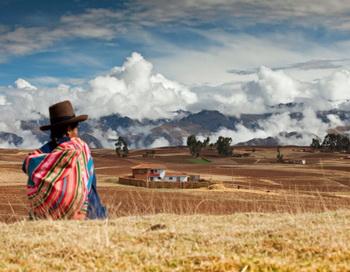Я пробыл почти два месяца с одним племенем в Перу. Они живут, так же как жили 300 лет назад. Я видел, как они собрали растения для лечения. Фото: Frans Lemmens/Getty Images.