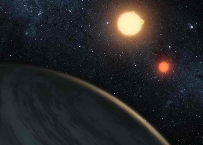 В космосе существуют многочисленные планеты — «двойники Земли». Фото: NASA/JPL-Caltech/T. Pyle via Getty Images