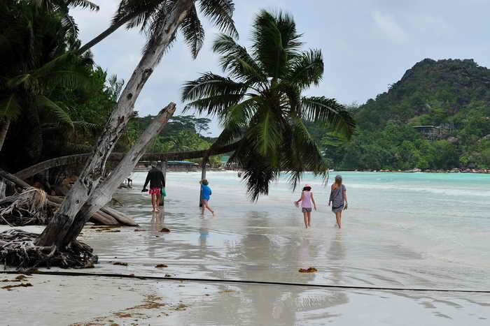 Сейшелы приглашают поклонников экотуризма. Фото: WILL OLIVER/AFP/GettyImages