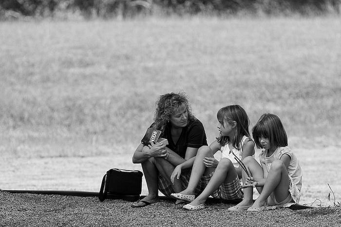 Конфликт матери и дочери. Как разрешить? Фото: Steve Alexander/flickr.com