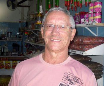 Пирасикаба, Сан-Паулу, Бразилия Карлос Жозе Теодор, 57 лет, торговец