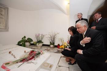 Прощание с Лех Качиньским. Фото: Vat
