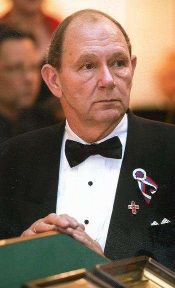 Князь Владимир Голицын. Фото предоставлено Владимиром Голициным