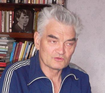 Владимир Павлович Кулиш, член правления «Движения в защиту Байкала». Фото: Надежда Лианова/Великая Эпоха