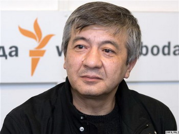 Журналист Акрам Муртазаев. Фото предоставлено Акрамом Муртазаевым