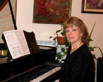 Музыкальный педагог Ася Ямпольская. Фото: Марина Гройс