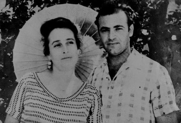 Вениамин Клецель и Слава Бондаренко. Фото из семейного альбома